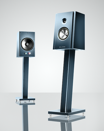 New Zellaton Legacy Loudspeakers
