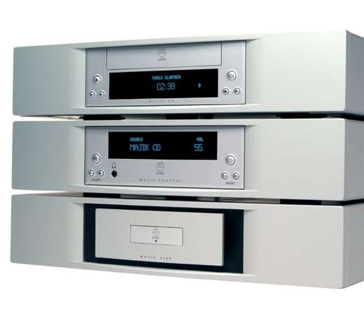 Linn Majik System: CD player, Kontrol preamp, & 2100 Power Amp