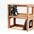 Mapleshade Record Shelf System