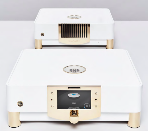 MBL Noble Line N11 Preamplifier and N15 Monoblock Amplifier
