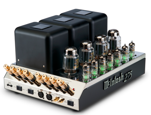 McIntosh MC275 VI Power Amplifier and C22 Preamplifier