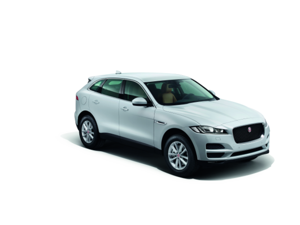 Meridian Audio in the Jaguar F-Pace SUV