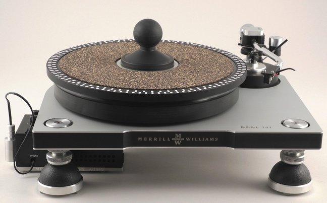 Merrill-Williams R.E.A.L. 101 Turntable