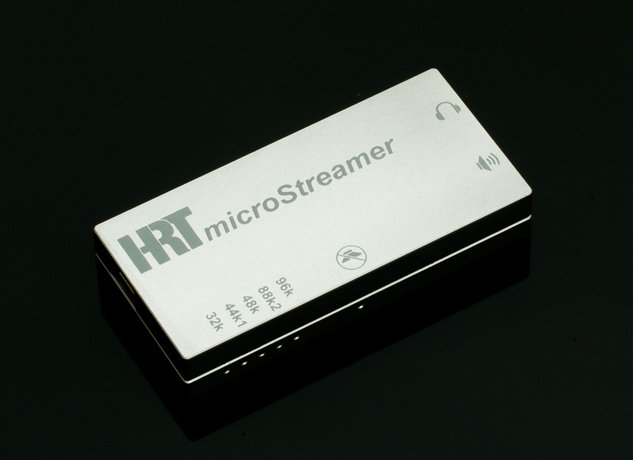 HRT microStreamer: Pocket Rocket