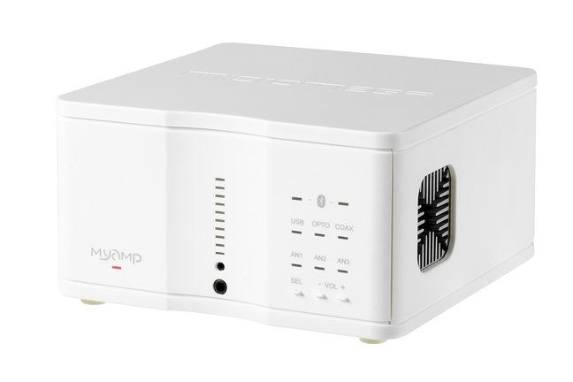 Micromega MyAmp DAC/ Integrated Amplifier
