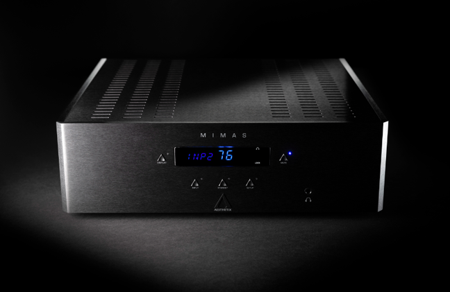 Aesthetix Mimas Integrated Amplifier