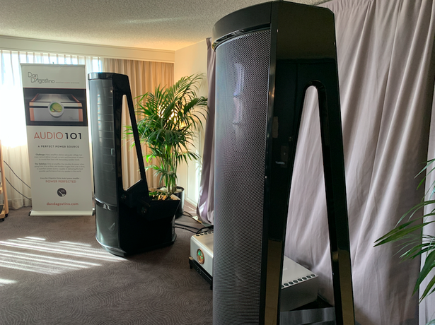 MartinLogan and Paradigm at RMAF 2018