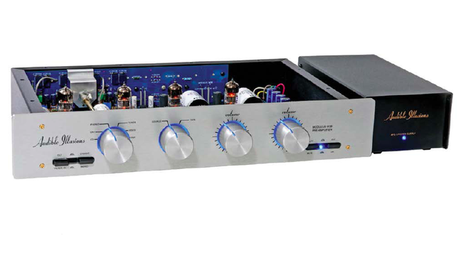 TAS Legacy: Audible Illusions Modulus Preamplifier
