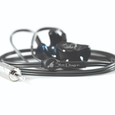Moon Audio Silver Dragon V1 and Bronze Dragon IEM Cables