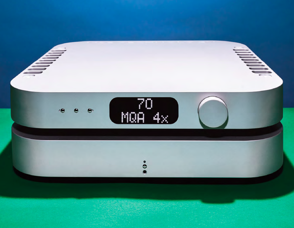 MSB Reference DAC and Transport