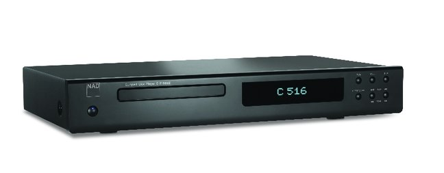 NAD Announces C 516BEE CD Player