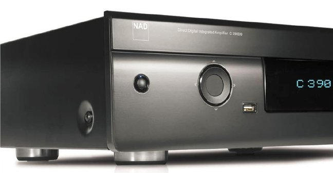 NAD C 390DD Direct Digital Integrated Amplifier (TAS 224)