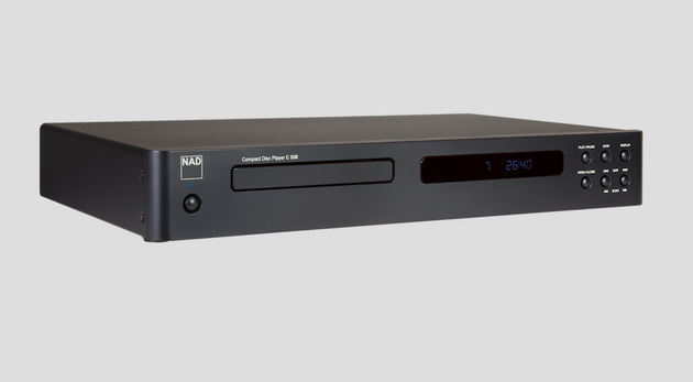NAD Introduces Value-Minded C 538 CD Player