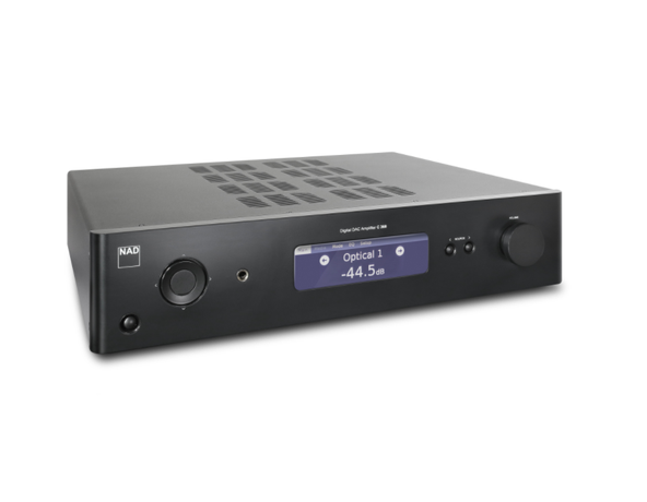 NAD C 368 Hybrid Digital DAC/Amplifier