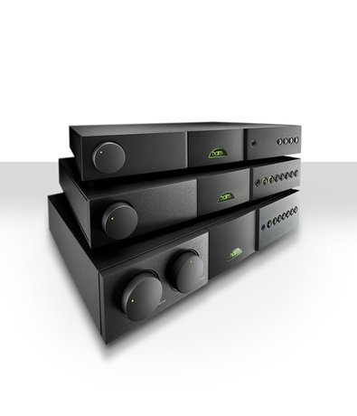 Naim Audio's new trio of Nait Integrated Amplifiers