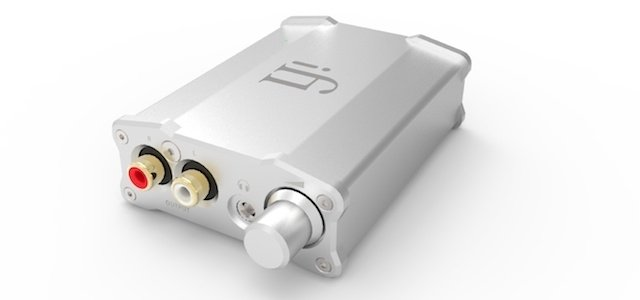 iFi-Audio Upgrades iDSD nano Portable DAC/Headphone Amp