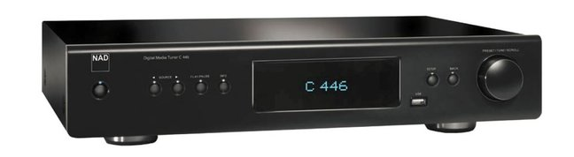 NAD C 446 Digital Media Tuner (TAS 223)