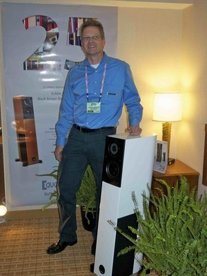 TAS at RMAF: Neil Gader on Electronics Under $20k and Loudspeakers Under $20k