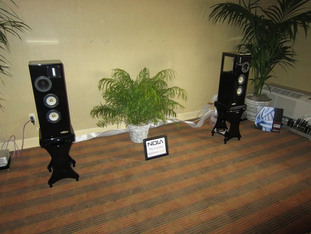 NOLA Debuts Micro Grand Reference Gold Loudspeaker at THE Show-Newport