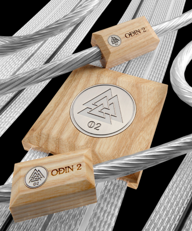 Nordost Odin 2 Interconnect and Speaker Cable Supreme Reference Range