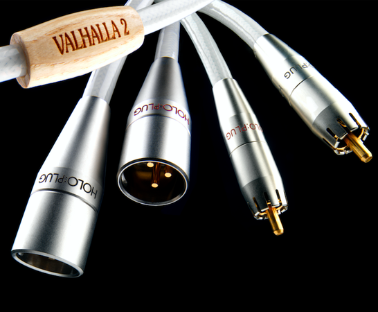 Nordost Valhalla 2 Reference Interconnect, Speaker Cable, and Power Cable