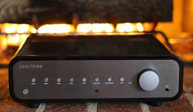 Peachtree Audio Nova 300 integrated amplifier