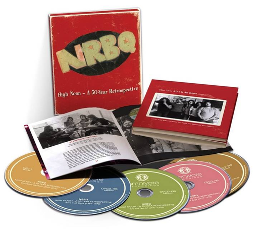 NRBQ's High Noon: A 50-Year Retrospective