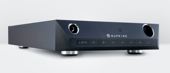 NuPrime DAC-10H DAC/Pre and ST-10 Power Amplifier
