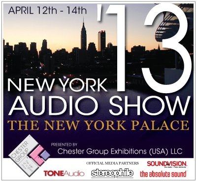 New York Audio Show '13 Has Big Plans