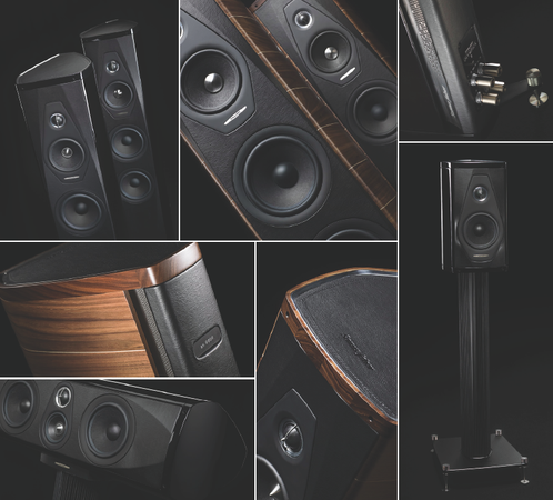 Sonus faber Releases Olympica III in Wenge Finish