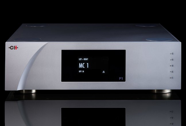 CH Precision P1 Phono Stage Release