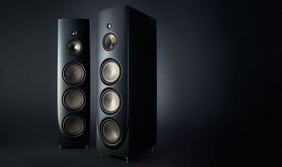 Q(uo) Vadis? Magico Introduces a New Line of Loudspeakers at CES 2010!