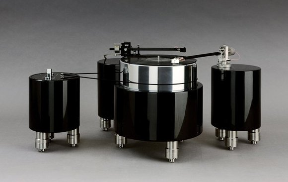 Da Vinci Audio Labs' AAS Gabriel/Da Vinci  MK II Turntable with Da Vinci Grand Reference Tonearm Grandezza