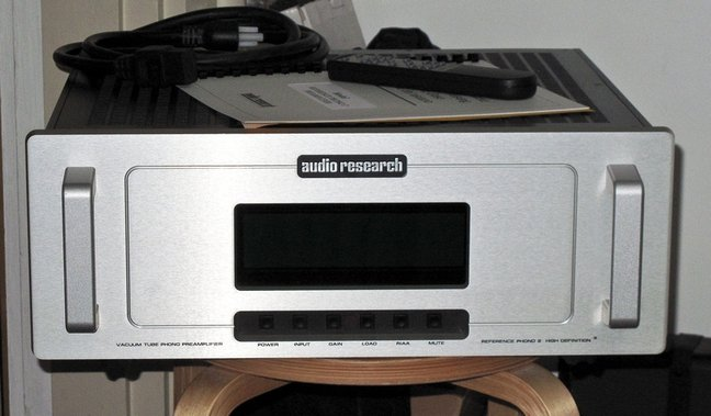 Audio Research Corporation Reference 2 Phonostage Preamp