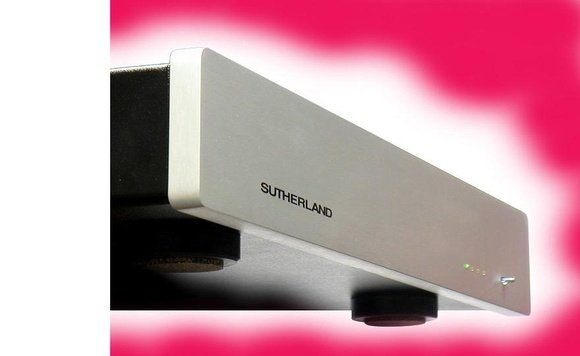 "Sutherland Engineering ""Hubble"" Phonostage"