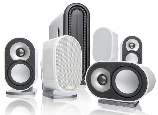 Paradigm MilleniaOne 5.1-Channel Speaker System (TPV 108)