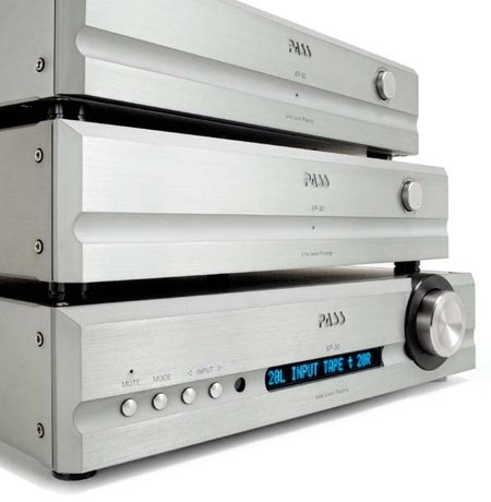 Pass Labs XP-30 Reference Line Preamplifier