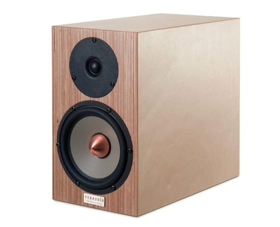 Penaudio Cenya, Audio Physic Step 25, and LSA1 Statement Monitors (TAS 224)
