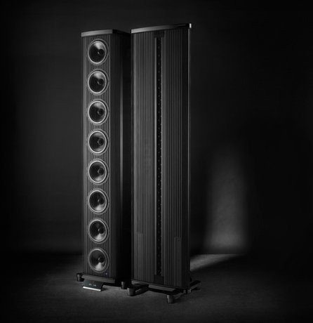 Gryphon Audio Designs Launches Four-Tower Gryphon Pendragon