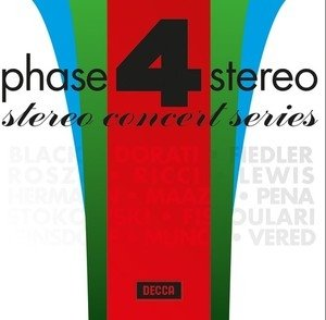 The Decca Phase 4 Stereo Concert Series