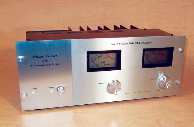 TAS Legacy: Phase Linear 700 Power Amplifier