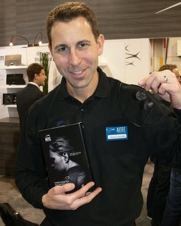 Headphones, Earphones & Personal Audio at CES 2012, Part 1
