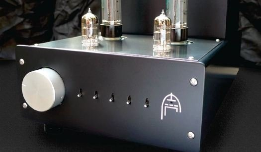 Audion Sterling EL34 Anniversary Integrated Stereo Amplifier (TAS 221)