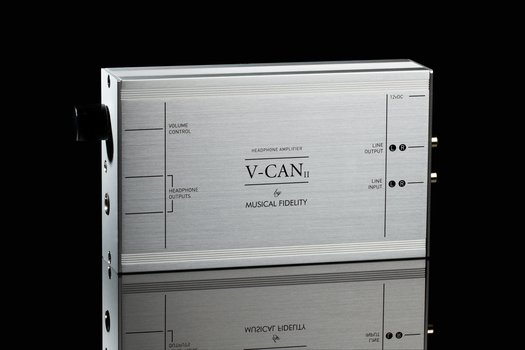 Musical Fidelity V-CAN II Headphone Amp (Playback 53)