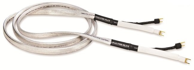 Analysis Plus Big Silver Oval Speaker Cable (TAS 215)