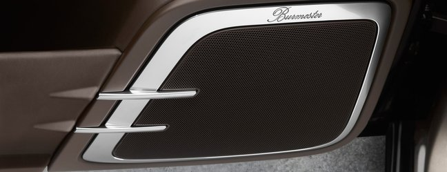 Impressive 3D Sound Experience in the New Porsche Panamera