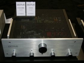 CEDIA Discoveries—Octave Audio Tube Electronics from Germany