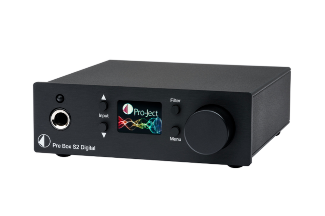 Pro-Ject Pre Box S2 Digital DAC/Preamplifier