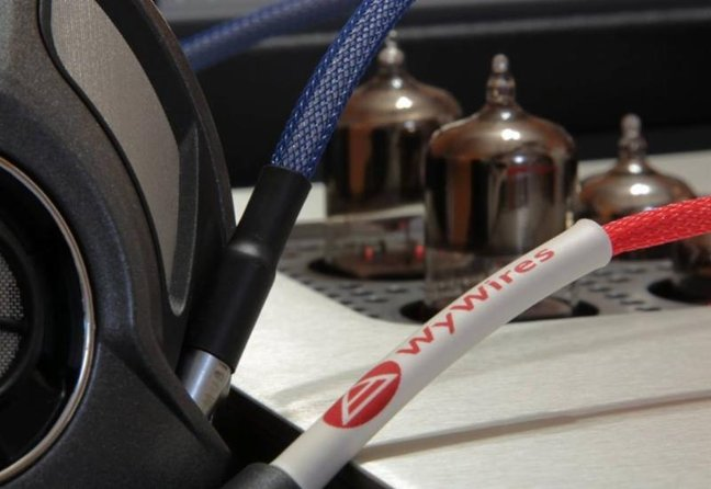 WyWires Introduces Red Series Headphone Cables