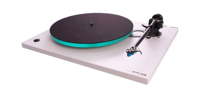 Rega RP3 Turntable, Elys 2 Cartridge, TT PSU Power Supply